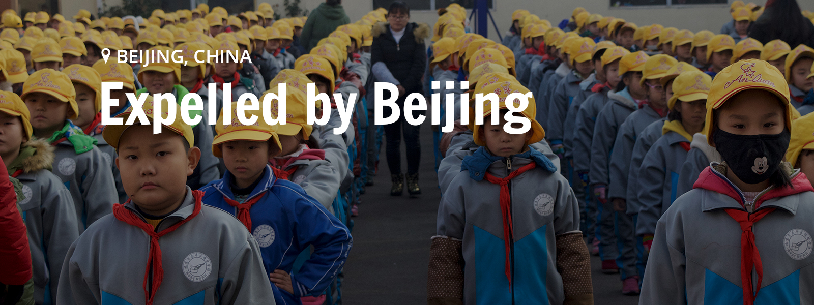 expelled by beijing
