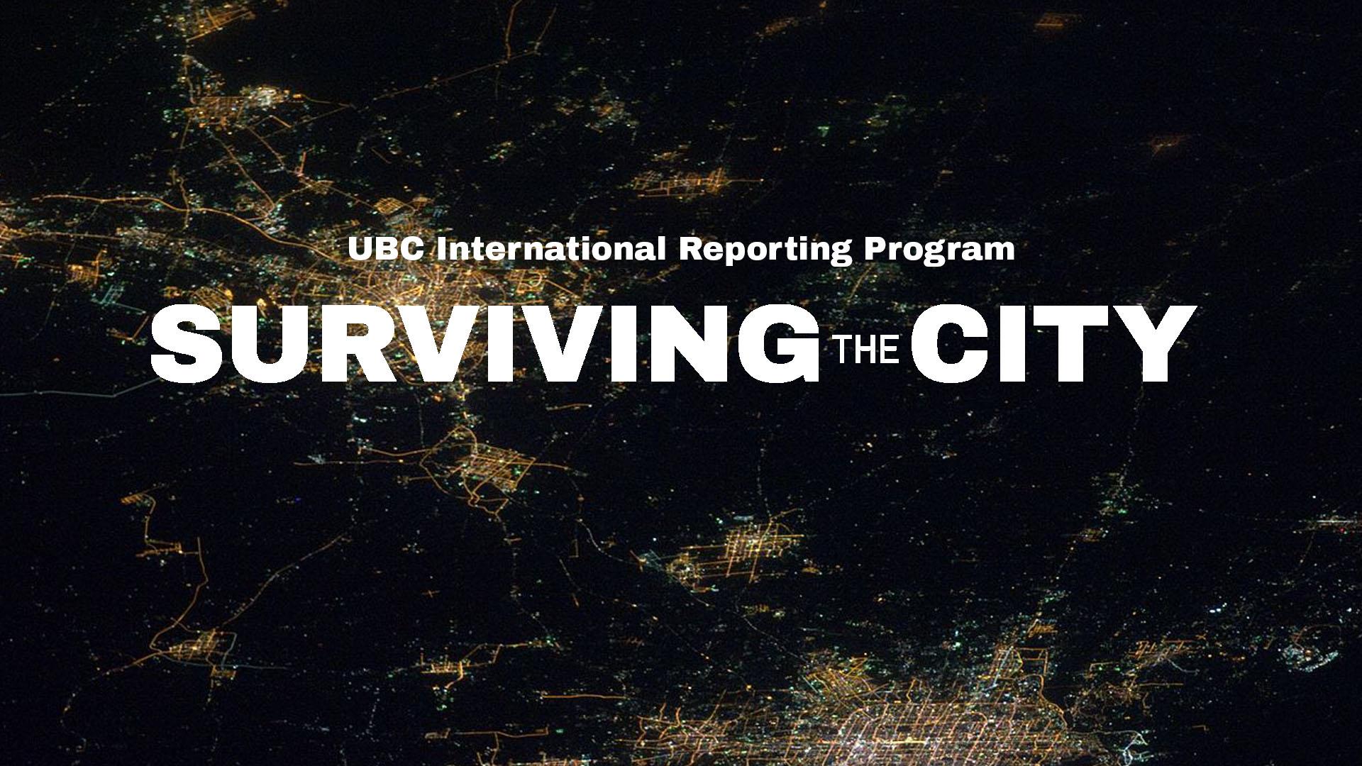 surviving the city surviving the city
